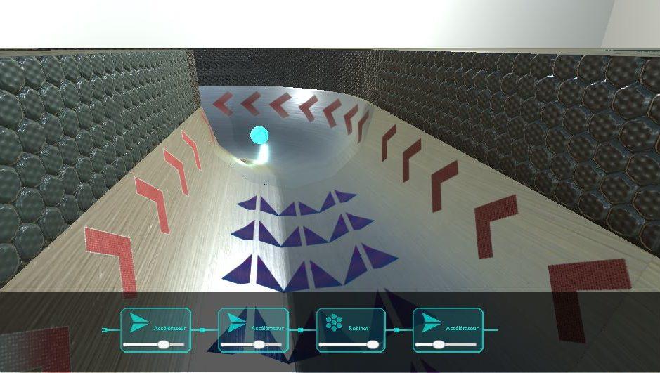 Utiliser les UV pour déplacer un objet.